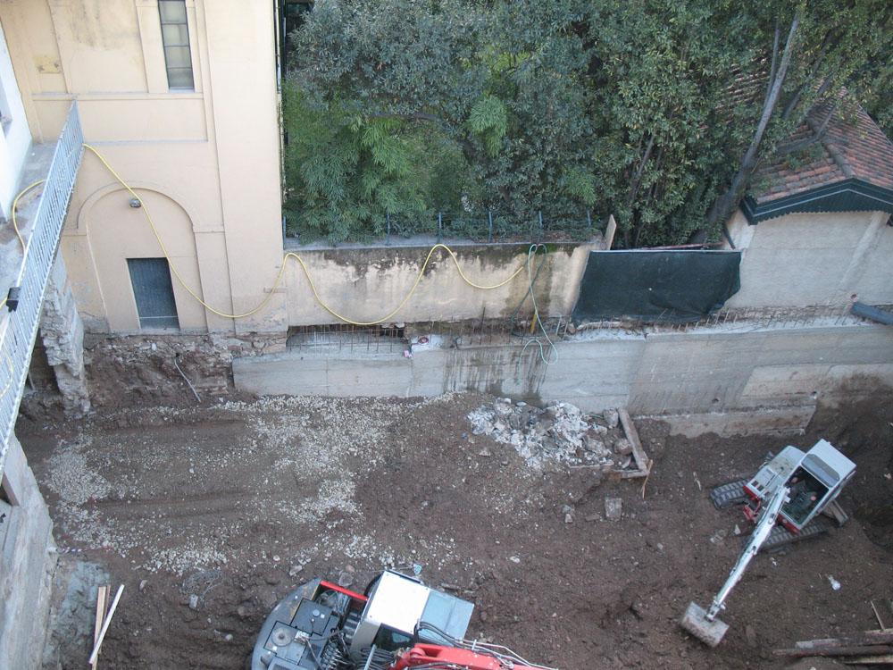 edilizia fontana sottomurazioni scavi armati specializzati sottomurazioni desio 03