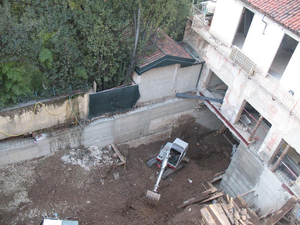 edilizia fontana sottomurazioni scavi armati specializzati sottomurazioni desio 02