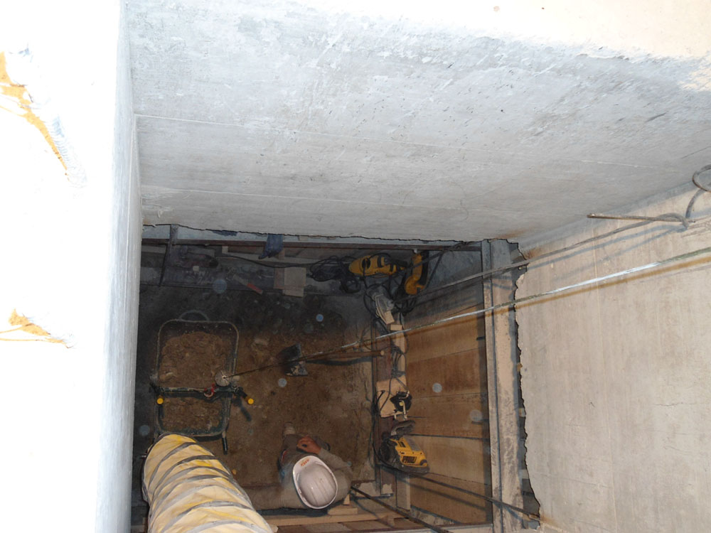edilizia fontana sottomurazioni scavi armati specializzati sottomurazioni 22 scavi