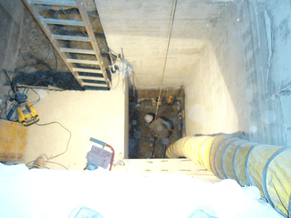 edilizia fontana sottomurazioni scavi armati specializzati sottomurazioni 45 opere strutturali scavi
