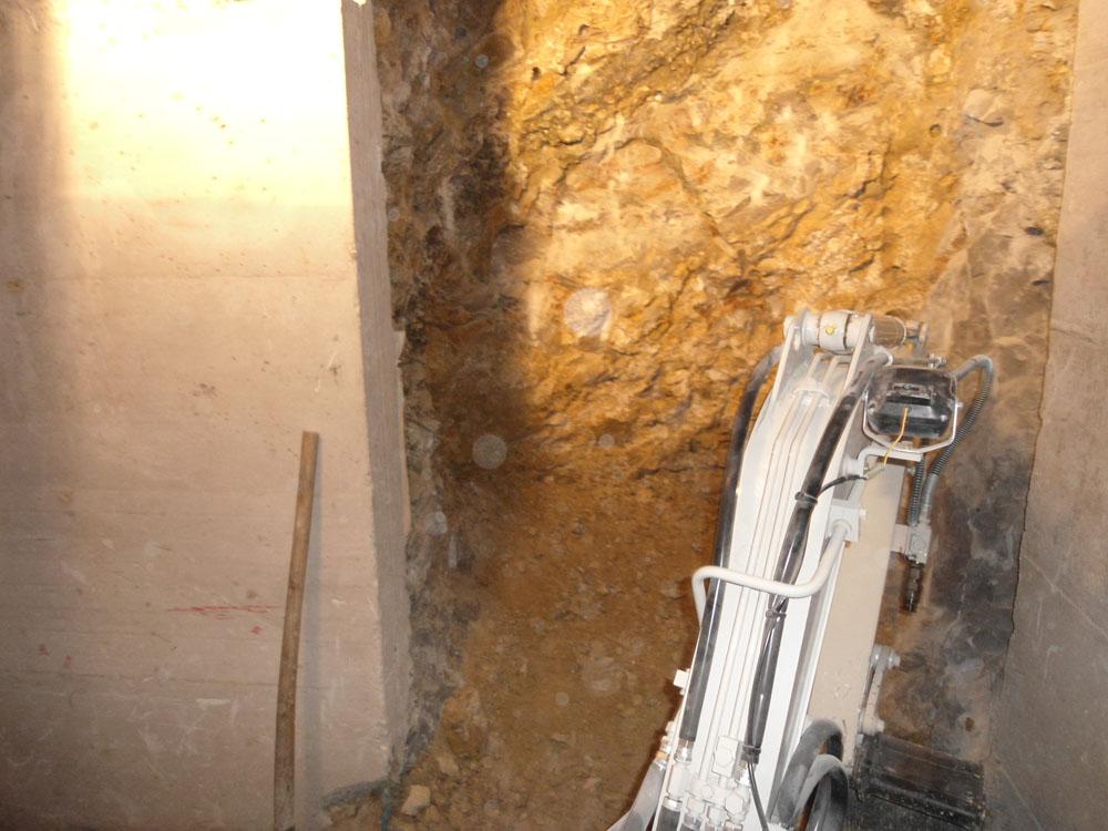 edilizia fontana sottomurazioni scavi armati specializzati sottomurazioni 21 scavi