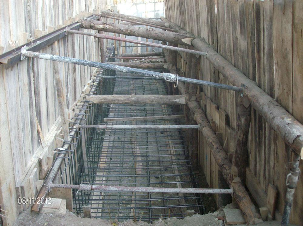 edilizia fontana sottomurazioni scavi armati specializzati sottomurazioni 44 opere strutturali scavi