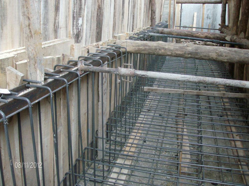 edilizia fontana sottomurazioni scavi armati specializzati sottomurazioni 41 opere strutturali scavi