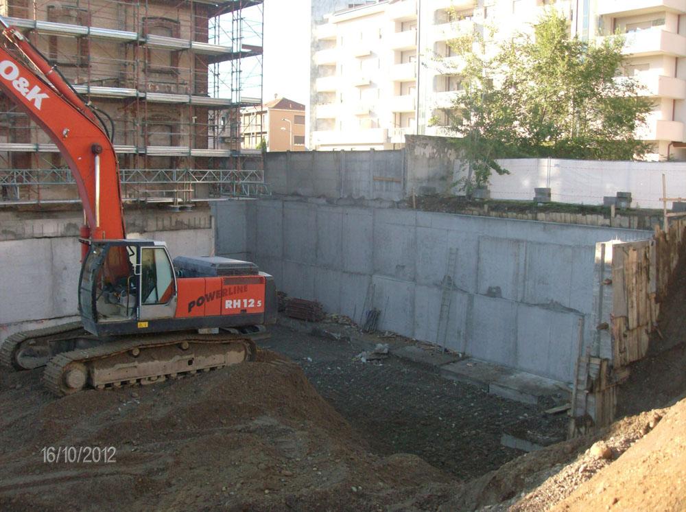 edilizia fontana sottomurazioni scavi armati specializzati sottomurazioni 39 opere strutturali scavi