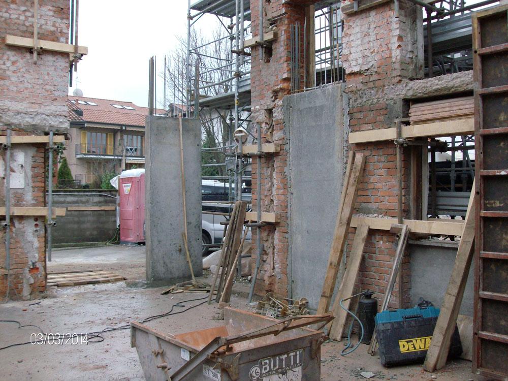 edilizia fontana sottomurazioni scavi armati specializzati sottomurazioni 08 opere strutturali scavi