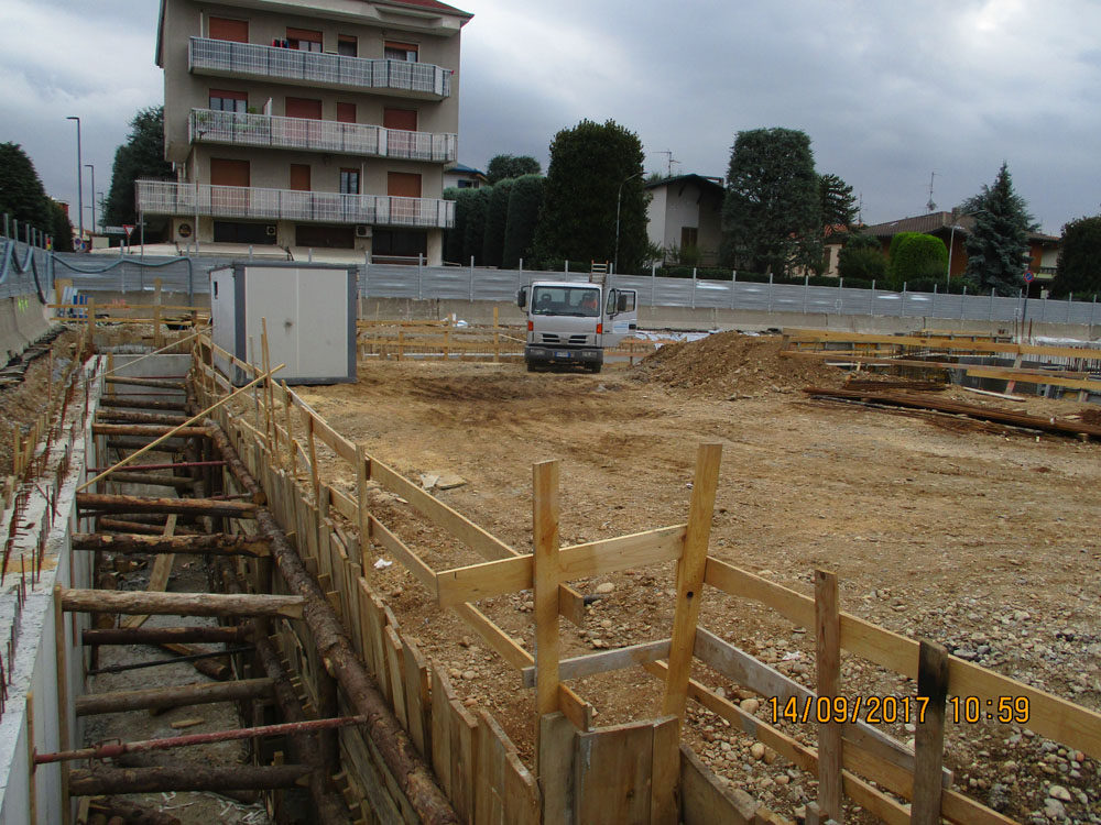edilizia fontana sottomurazioni scavi armati specializzati sottomurazioni 38 opere strutturali scavi