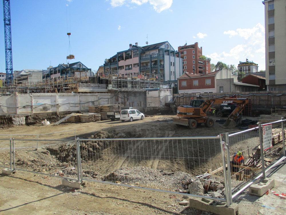 edilizia fontana sottomurazioni scavi armati specializzati sottomurazioni 37 opere strutturali scavi