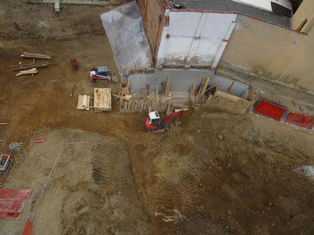 edilizia fontana sottomurazioni scavi armati specializzati sottomurazioni 34 opere strutturali scavi