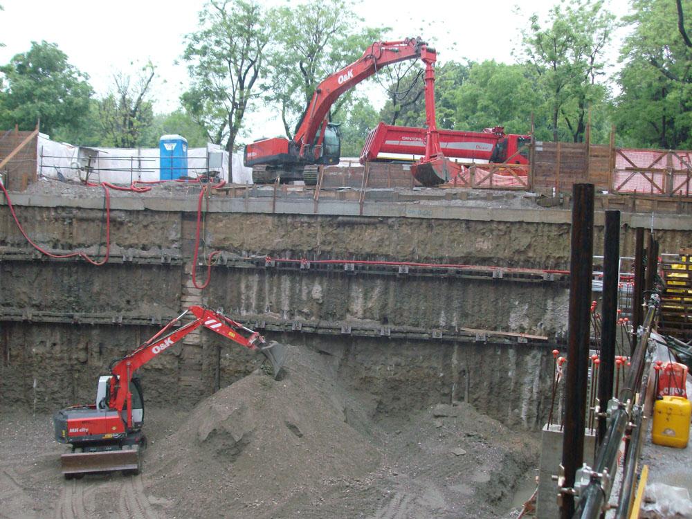 edilizia fontana sottomurazioni scavi armati specializzati sottomurazioni 18 scavi