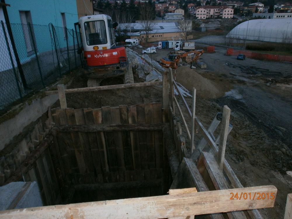 edilizia fontana sottomurazioni scavi armati specializzati sottomurazioni 31 opere strutturali scavi