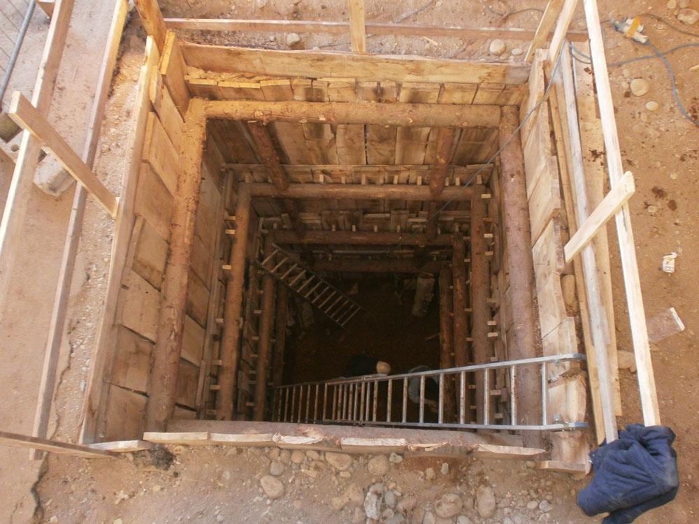 edilizia fontana sottomurazioni scavi armati specializzati sottomurazioni 30 opere strutturali scavi