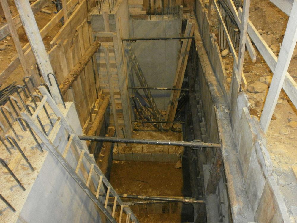 edilizia fontana sottomurazioni scavi armati specializzati sottomurazioni 29 opere strutturali scavi