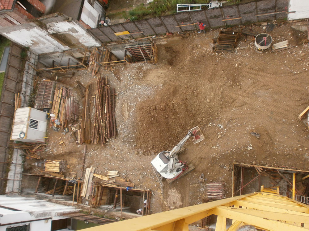 edilizia fontana sottomurazioni scavi armati specializzati sottomurazioni 26 opere strutturali scavi