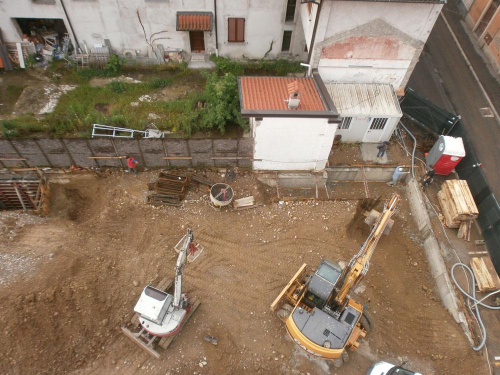 edilizia fontana sottomurazioni scavi armati specializzati sottomurazioni 25 opere strutturali scavi
