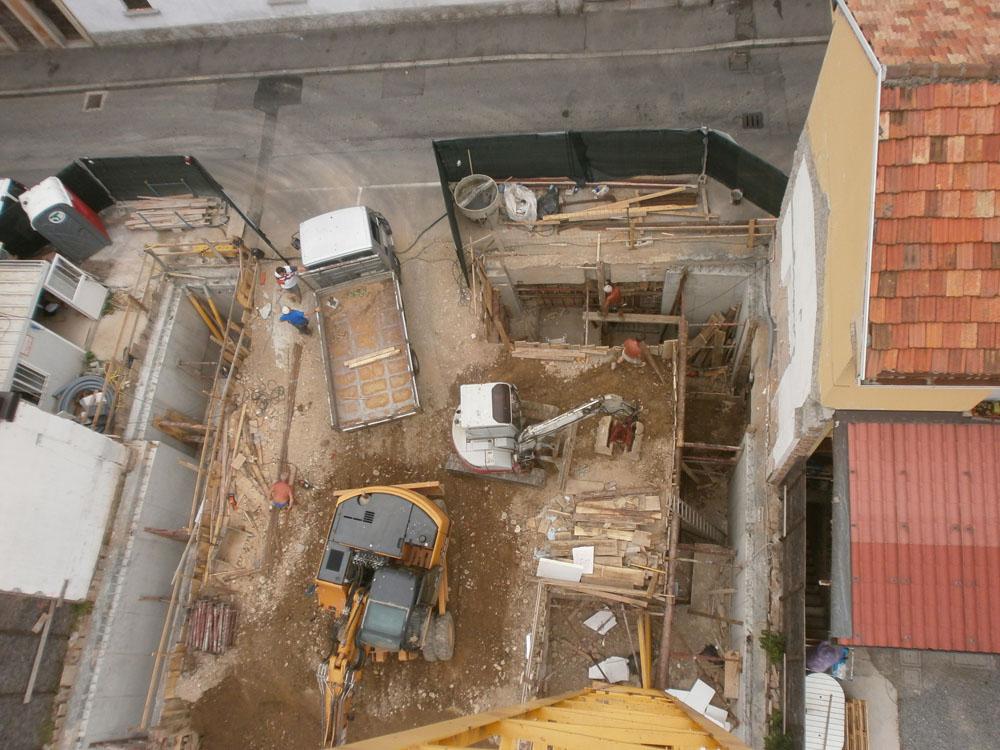 edilizia fontana sottomurazioni scavi armati specializzati sottomurazioni 23 opere strutturali scavi