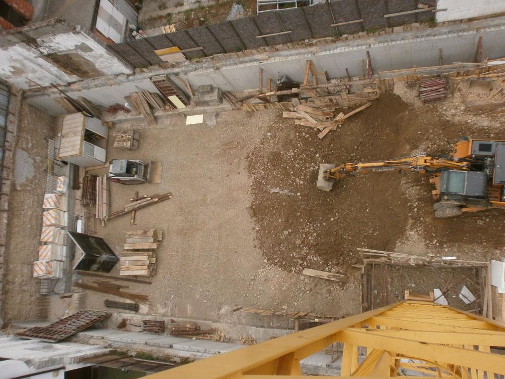 edilizia fontana sottomurazioni scavi armati specializzati sottomurazioni 22 opere strutturali scavi