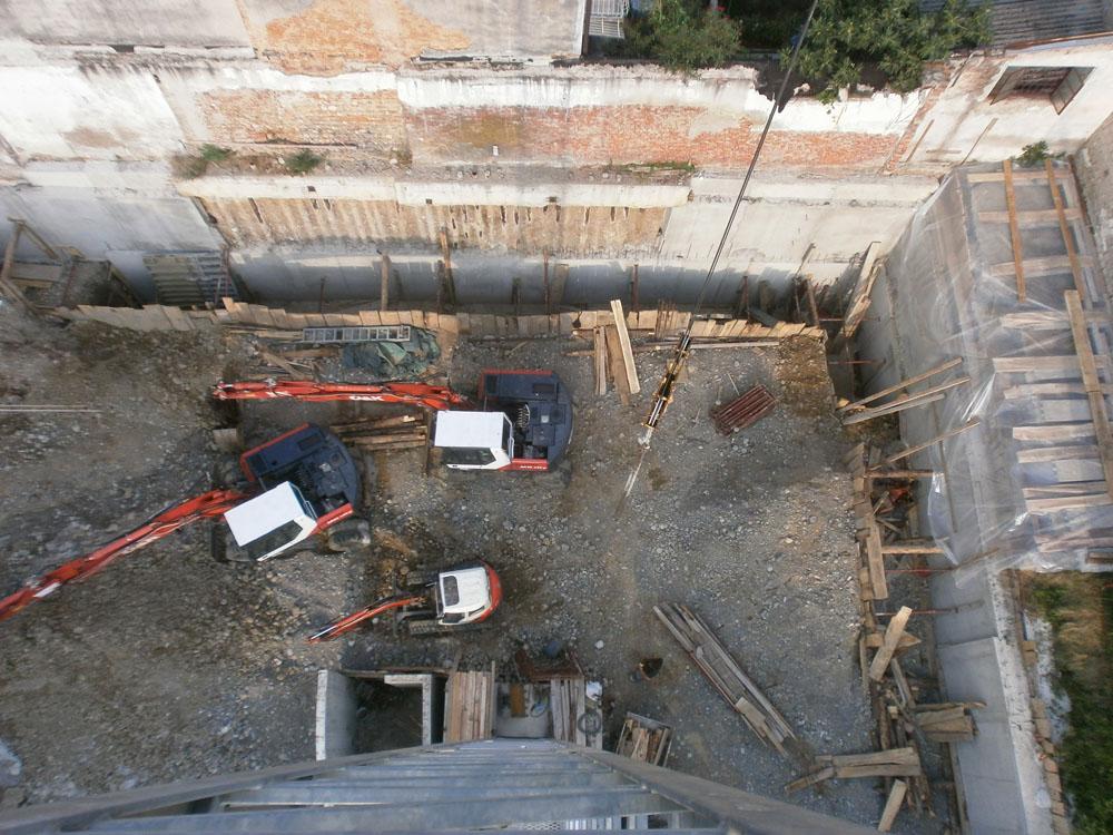 edilizia fontana sottomurazioni scavi armati specializzati sottomurazioni 21 opere strutturali scavi