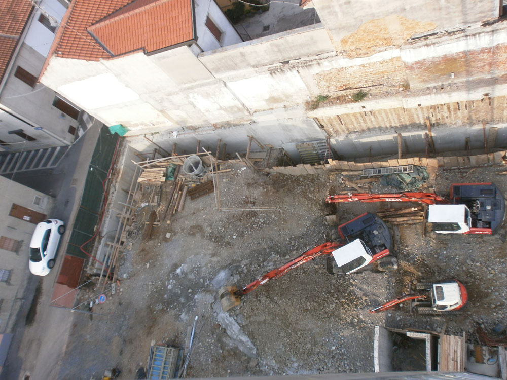 edilizia fontana sottomurazioni scavi armati specializzati sottomurazioni 20 opere strutturali scavi