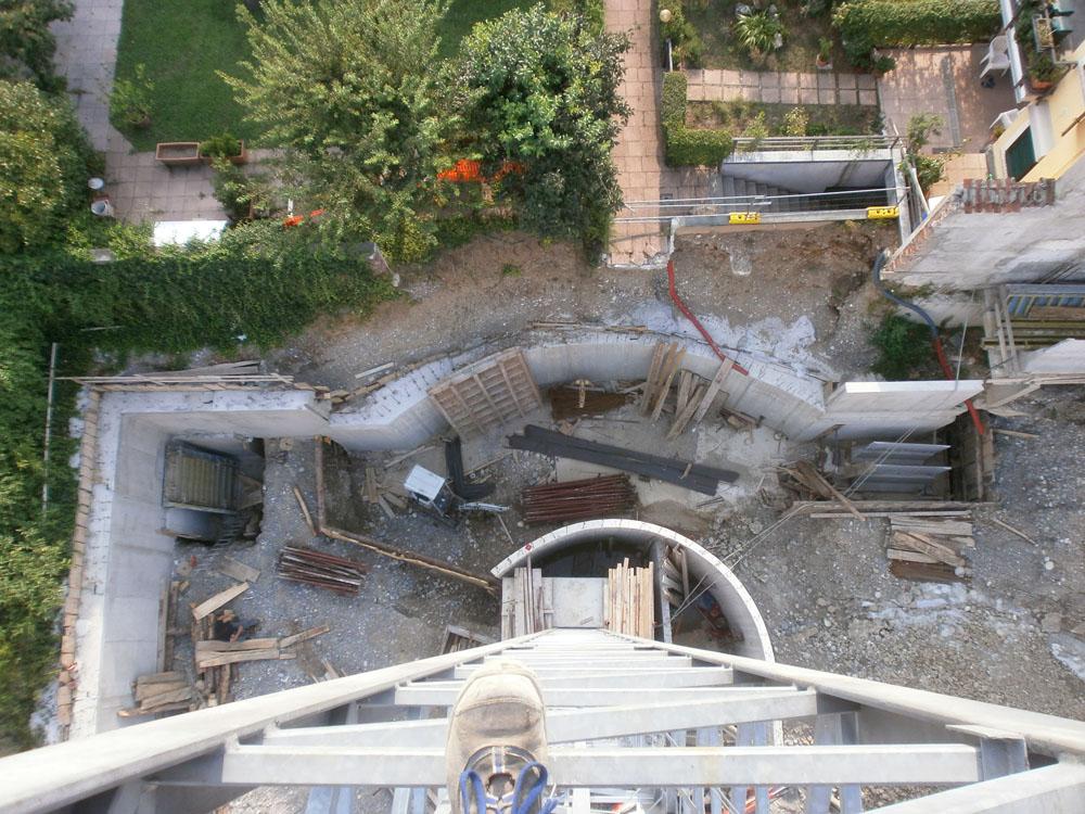 edilizia fontana sottomurazioni scavi armati specializzati sottomurazioni 19 opere strutturali scavi