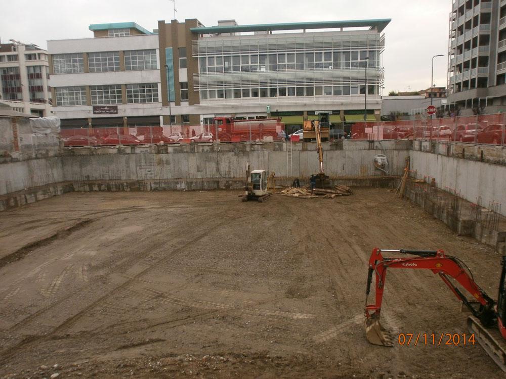 edilizia fontana sottomurazioni scavi armati specializzati sottomurazioni 12