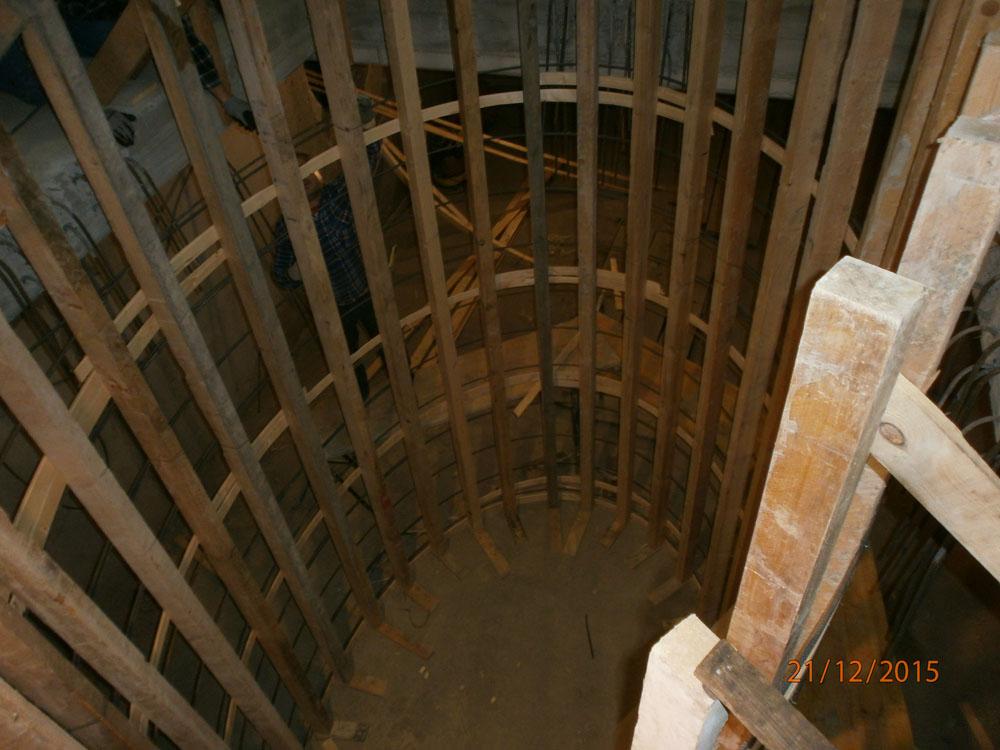 edilizia fontana sottomurazioni scavi armati specializzati sottomurazioni 01 opere strutturali scavi