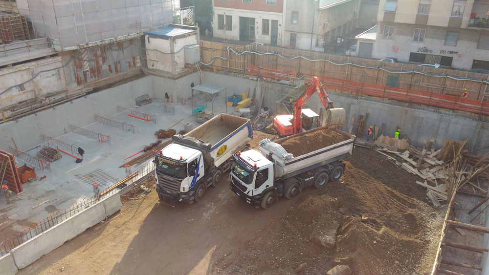 edilizia fontana sottomurazioni scavi armati specializzati sottomurazioni 15 opere strutturali