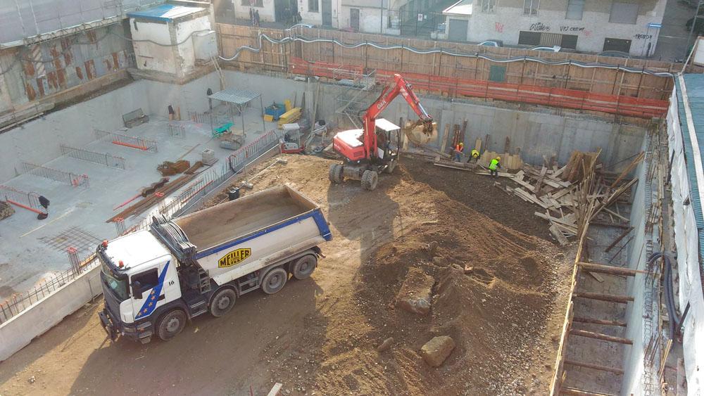 edilizia fontana sottomurazioni scavi armati specializzati sottomurazioni 14 opere strutturali