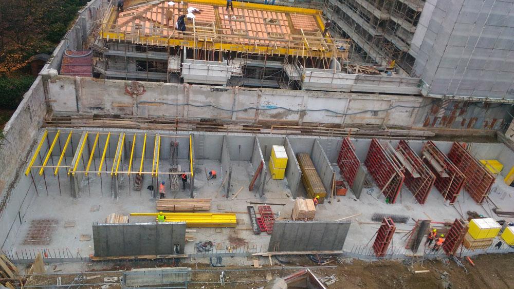 edilizia fontana sottomurazioni scavi armati specializzati sottomurazioni 05 opere strutturali scavi
