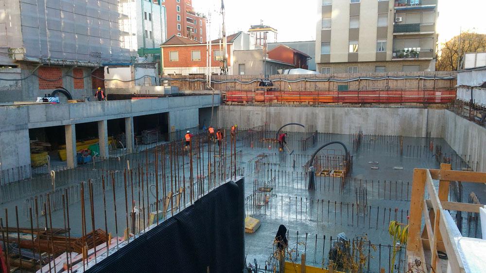 edilizia fontana sottomurazioni scavi armati specializzati sottomurazioni 03 opere strutturali scavi